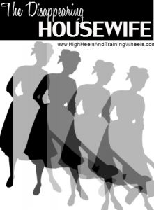 The Disappearing Housewife